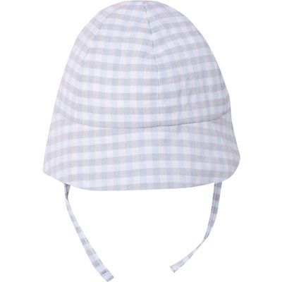 Absorba New-Born Unisex Hat, Light Blue