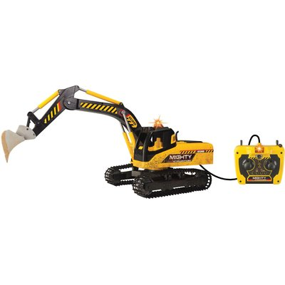 Driving Force Rc Mighty Excavator