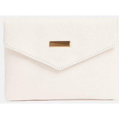 Coast Envelope Clutch Bag -, White