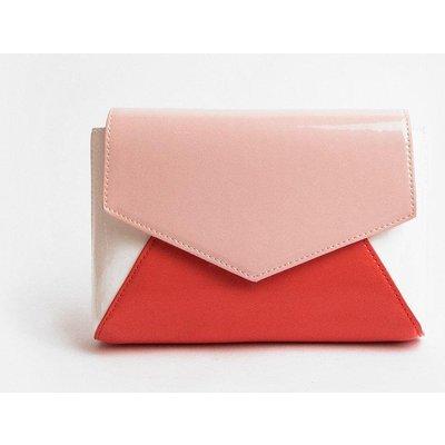 Coast Colour Pop Clutch Bag, Pink