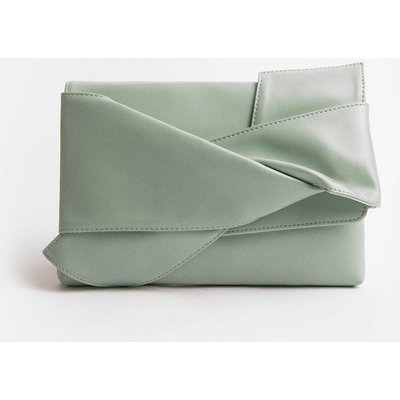 Coast Origami Clutch Bag Mint, Green