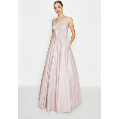 Coast Hotfix Back Maxi Dress -, Pink