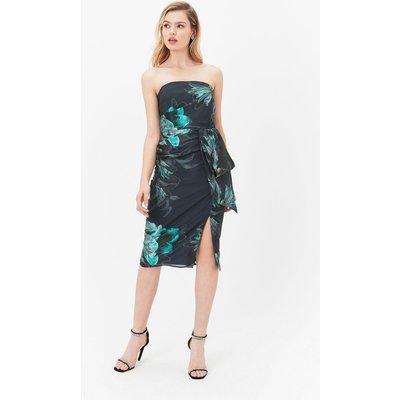 Jacquard Bandeau Dress Multi, Multi