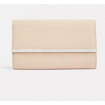 Coast Gold Bar Clutch Bag, Pink