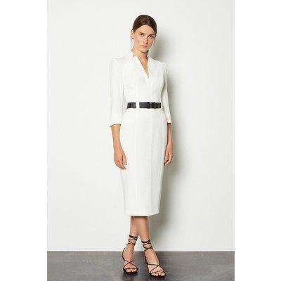 Karen Millen Forever Dress, Ivory