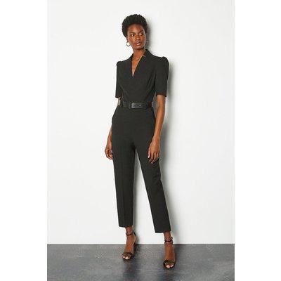 Karen Millen Forever Jumpsuit, Black