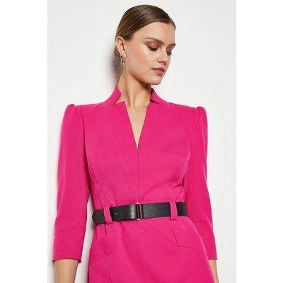 Karen Millen Forever Dress, Pink