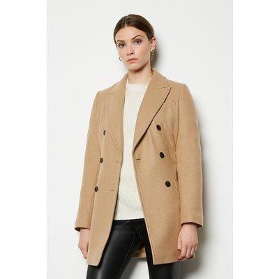 Karen Millen Coat, Camel