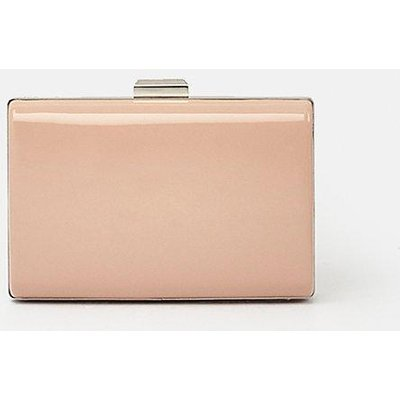 Karen Millen Evening Clutch -, Nude