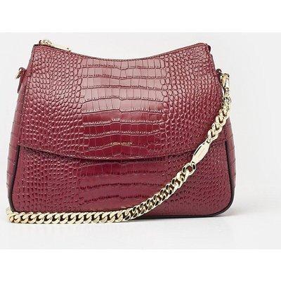 Regent Shoulder Bag Berry, Red