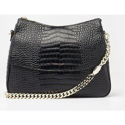 Regent Shoulder Bag Black, Black