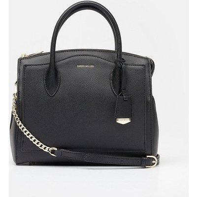 Karen Millen Mini Crossbody Bag, Black
