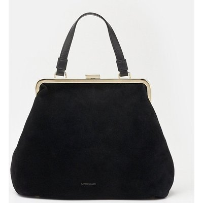 Frame Day Bag Black, Black