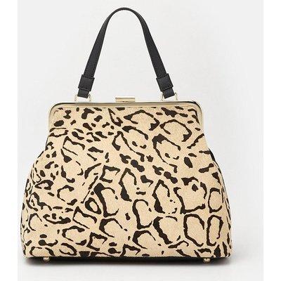 Frame Day Bag Leopard, Leopard