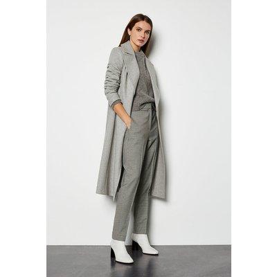 Karen Millen Belted  Coat, Grey