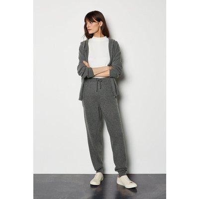 Karen Millen Cashmere Jogger, Grey