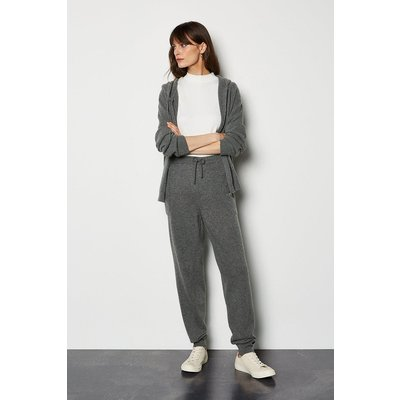 Cashmere Jogger Grey, Grey