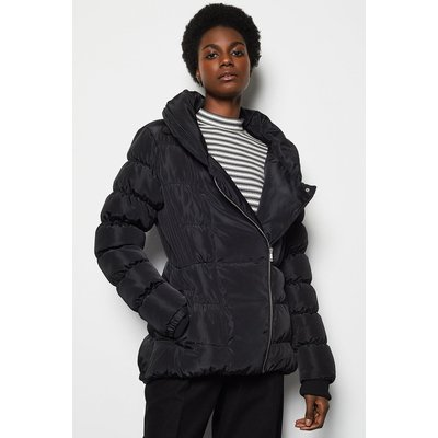 Puffer Jacket Black, Black