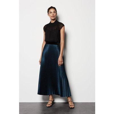 Luxe Skirt Blue, Blue
