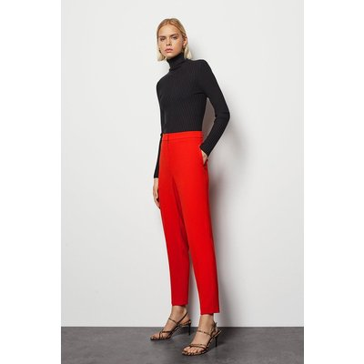 TailoSuit Trousers Red, Red