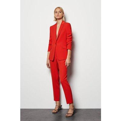 Karen Millen TailoSuit Jacket, Red