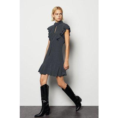 Polka Dot Dress Multi, Multi