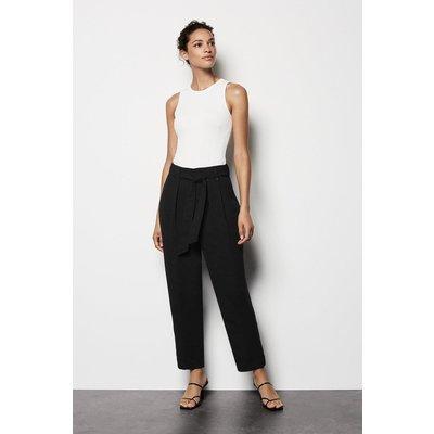 Utility Trousers Black, Black