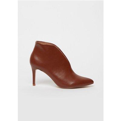 Corfu Heeled Shoe Boot