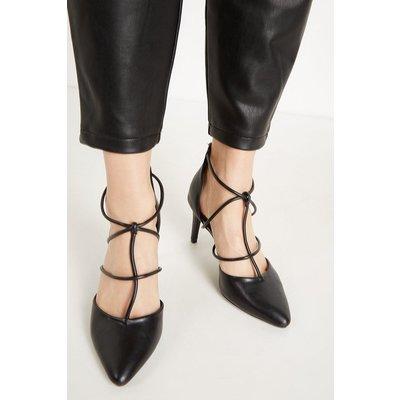 Clayton Strappy Court Shoe