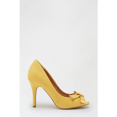 Celestia Bow Detail Court Shoe
