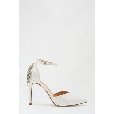 Clemetis Tassel Court Shoe