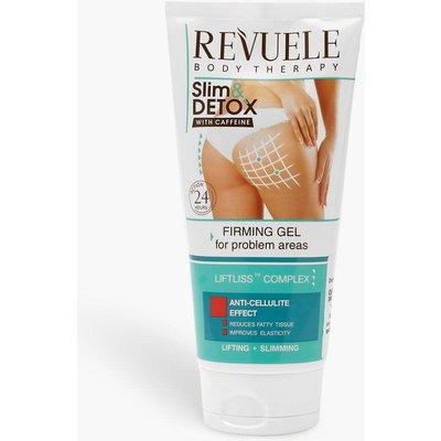 Womens Revuele Slim & Detox Firming Gel - white - One Size, White