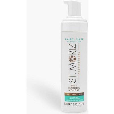 Womens St Moriz Professional Fast Tan - white - One Size, White