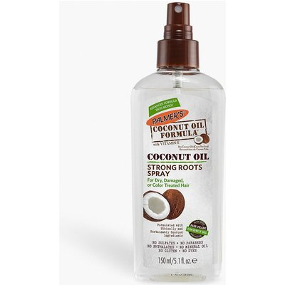 Womens Palmer's Coconut Oil Formula Strong Roots Spray 150ml - white - One Size, White