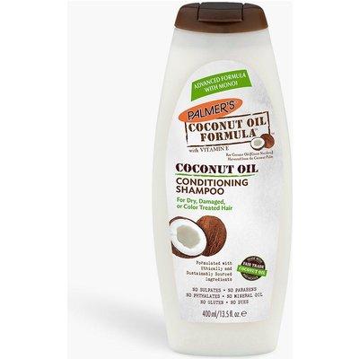 Womens Palmer's Coconut Oil Shampoo 400ml - white - One Size, White
