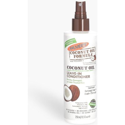 Womens Palmer's Coconut Oil Leave In Conditioner 250ml - white - One Size, White
