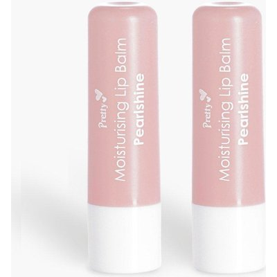 Womens Pretty Pearlshine Lip Balm - Pink - One Size, Pink