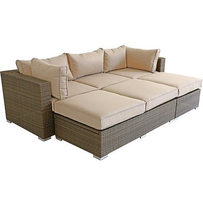 Verde Rio Corner Sofa Set
