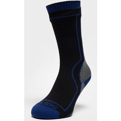 Sealskinz Thick Mid Length Sock - Grey, Grey