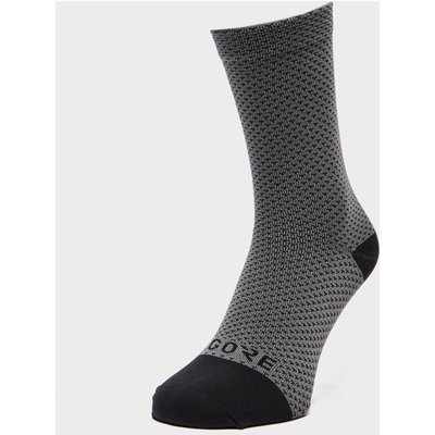 Gore C3 Dot Mid Socks - Grey, Grey
