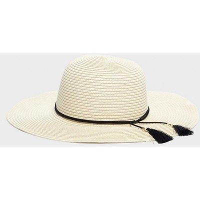 One Earth Women's Floppy Hat - Beige, Beige