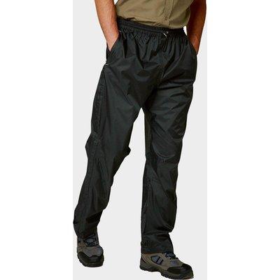 Craghoppers Unisex Ascent Overtrousers - Black, Black