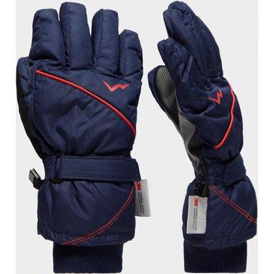 Peter Storm Kid's Waterproof Gloves - Red, Red