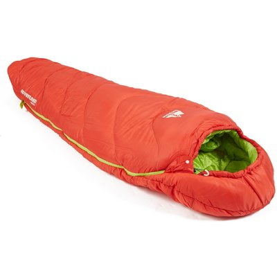 Eurohike Adventure Youth Sleeping Bag, Red