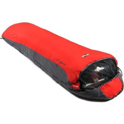 Vango Planet 100 Sleeping Bag - Red, Red