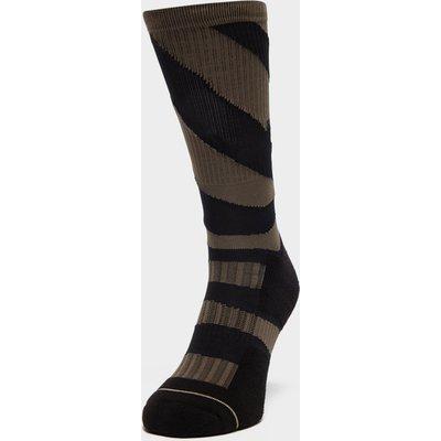 Fox Trail Cushioned Socks - Brown, Brown