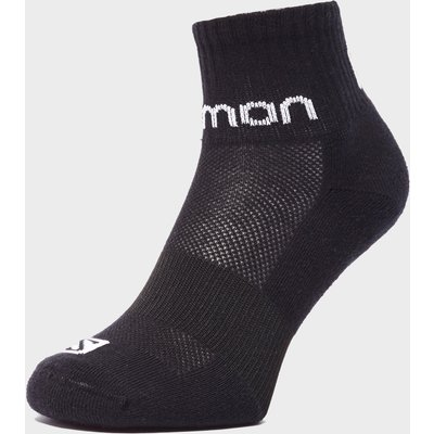 Salomon Socks Evasion 2-Pack Socks - Black, Black