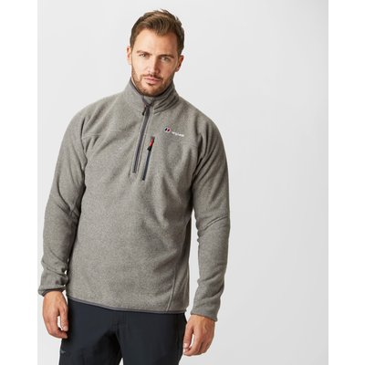 Berghaus Stainton Half Zip Fleece - Grey, Grey