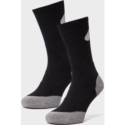 Peter Storm Double Layer Socks - 2 Pack - Grey, Grey