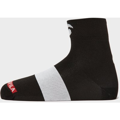 Bontrager Brace 2.5 Socks (3 Pack) - Black, Black